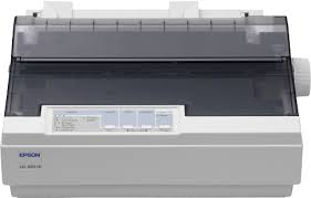 Epson LQ 300+ Dot Matrix Printer P172a - Refurbished