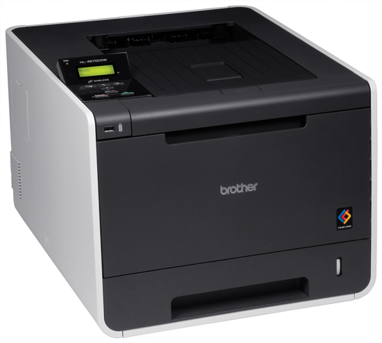 Brother HL-4570CDW Colour Workgroup Laser Printer HL4570CDW - Refurbished