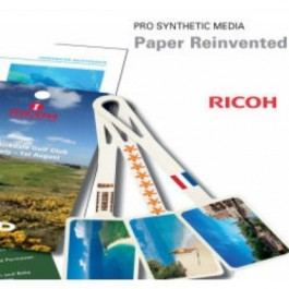 Ricoh Pro Synthetic Media 195TLF (Translucent Light Frost) 195 microns, A4 100 Sheets Per pack - PSM195TLF/A4/100