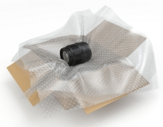 53171 Aircap CM Small Laminated Bubble Mask 1500mm x 100m (10x150mm)- 53171