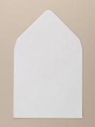 39356 Greetings Card Env White Gummed Diamflp 165X165mm 100 Gm2m2 G/F 500/Bx- 39356