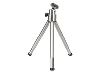 Hama Mini Tripod with Ball Tilt H. Silver 00004009 - eet01