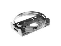 Ernitec ORION-PAT, Pole mount adapter 120-170 mm, Ivory white 0017-05212 - eet01