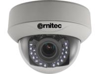 Ernitec VEGA-5-IR Indoor Dome WDR CMOS, 700TVL, 2.8-12mm lens 0017-06300 - eet01