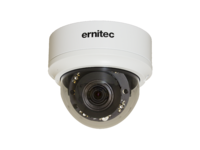 Ernitec Mercury DX 311IR Outdoor Dome 3-9mm AF Lens, 720p@60fps UWDR 0070-05311IR - eet01
