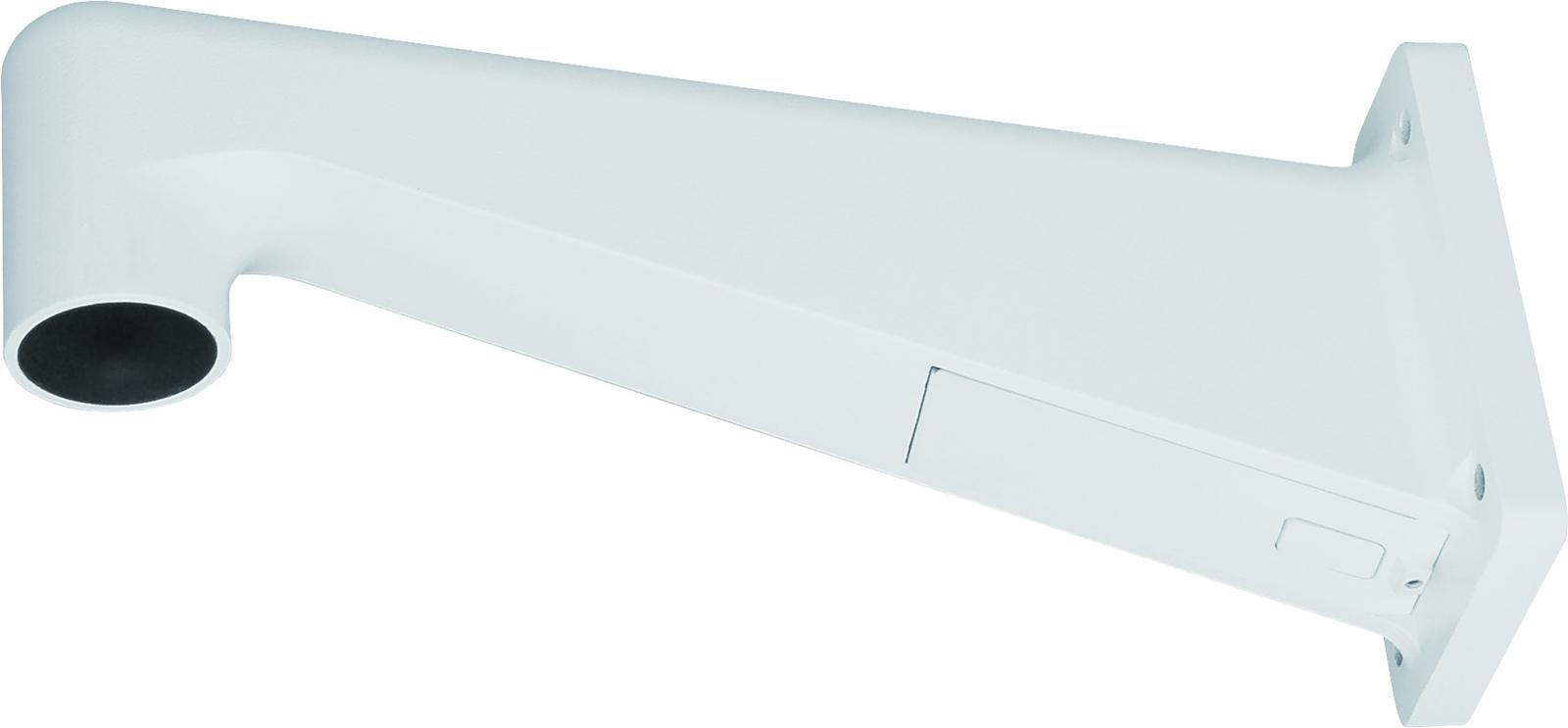 Ernitec ORION/3 Gooseneck, White Threaded wall mount bracket 0070-10108 - eet01
