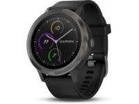Garmin Vvoactive 3, black/silver With black silikonerem 010-01769-00 - eet01