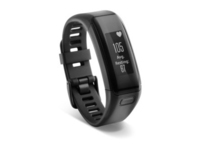 Garmin Vivosmart HR, Black Wrist-based Heart Rate 010-01955-03 - eet01