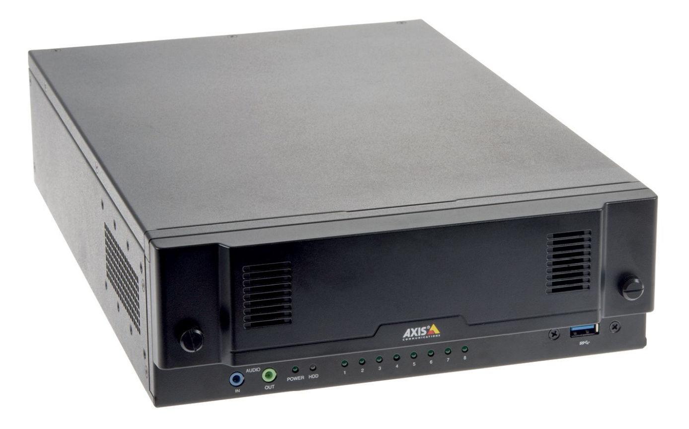 Axis S2208  01580-002 - eet01