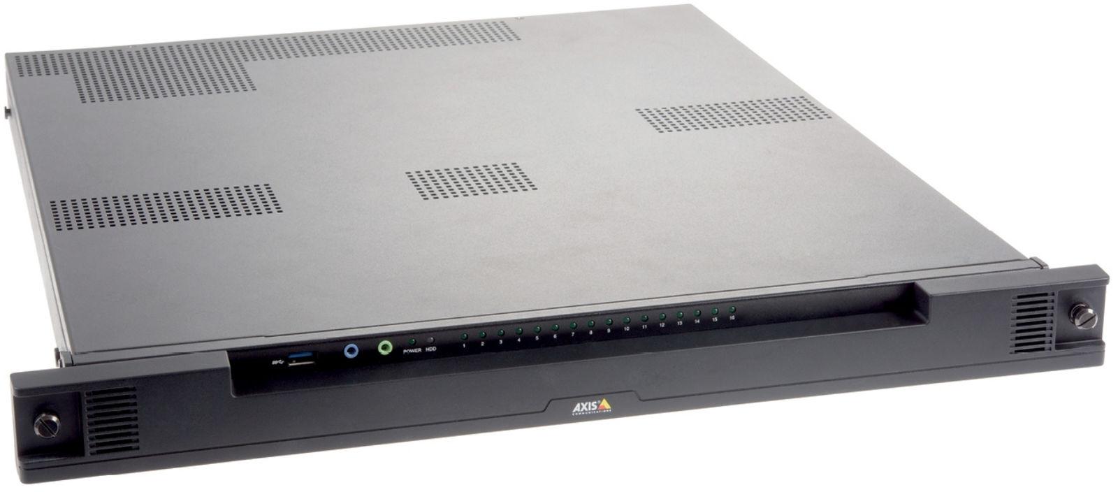 Axis S2216, DESKTOP SERVER S2216, 16 channels, 3840 x  01582-002 - eet01