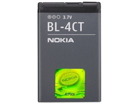 Nokia Battery, 860mAh, Li-ion BL-4CT/5310 02702C6 - eet01