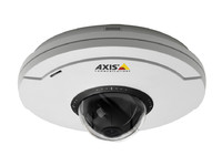 Axis M5014 Ceiling-mount mini PTZ HDTV 720p resolution 0399-001 - eet01