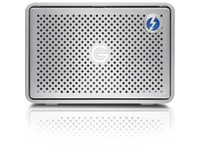 G-Technology G-RAID Removable 8TB Silver Thunderbolt 2 USB 3.0 0G04086 - eet01