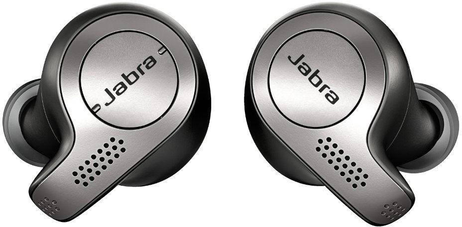 Jabra Elite 65t - True wireless Earphones with mic 100-99000000-60 - eet01