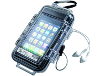 Peli I1015 Micro Case Transparent Fits mobilephones 1015-015-110E - eet01