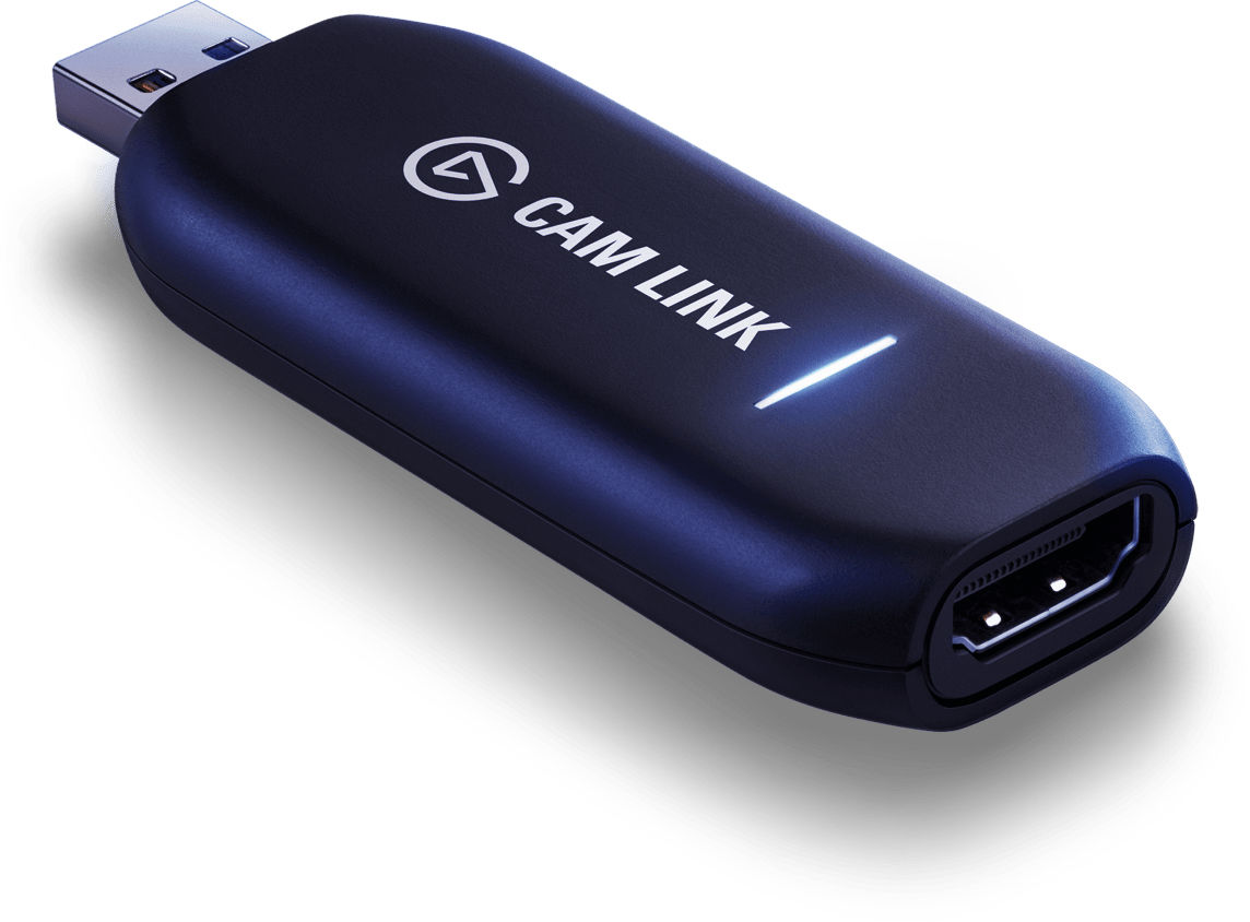 Elgato 4K Cam Link USB 3.0 For PC and Mac 10GAM9901 - eet01