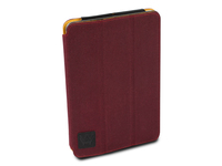 11331 Walk On Water Harbour iPad mini Retina Case Blood Red - eet01