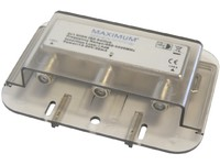 1214 Maximum DiSEqC 2/1 switch High ISO Approved for outdoor use - eet01