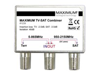 1239 Maximum TV-SAT Combiner High Isolation - eet01