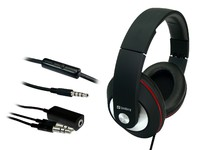 Sandberg Play'n Go Headset Black  125-86 - eet01
