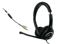 Sandberg Plug'n Talk Headset Black  125-93 - eet01