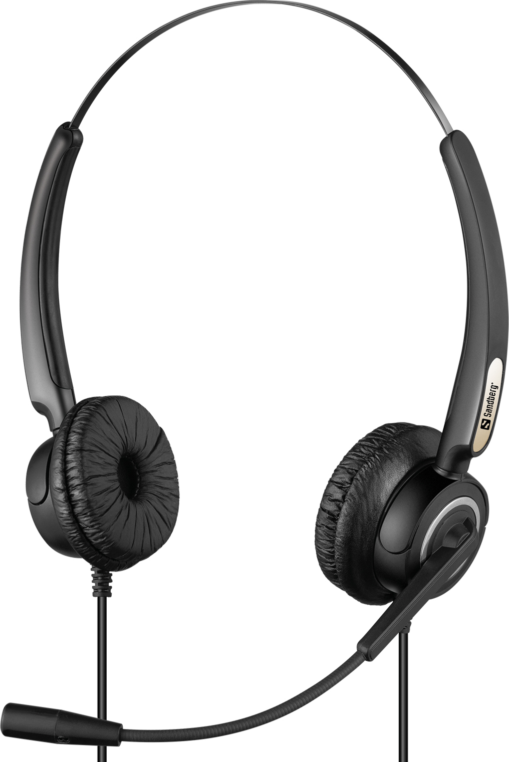 Sandberg USB Office Headset Pro Stereo USB Office Headset Pro  126-13 - eet01