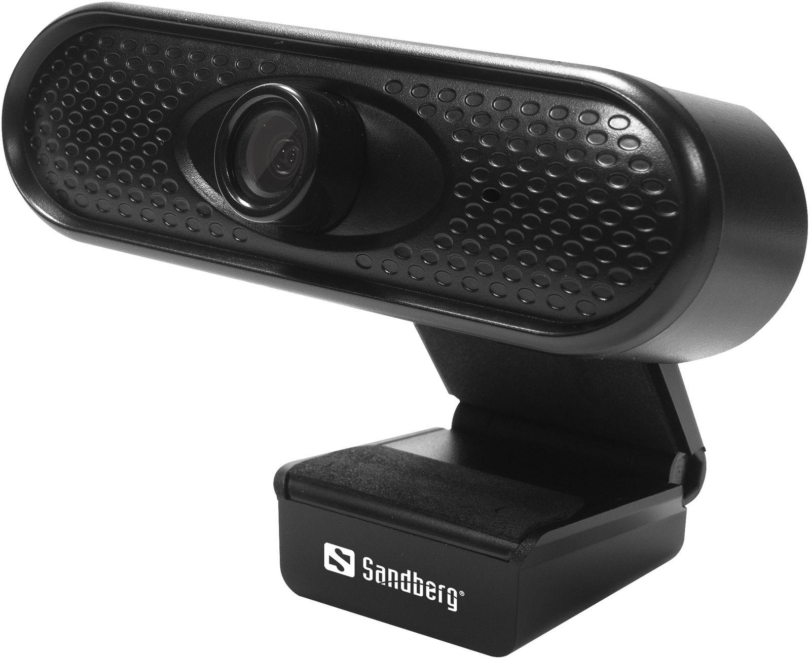 Sandberg USB Webcam 1080P HD USB Webcam 1080P HD, 2 MP,  133-96 - eet01