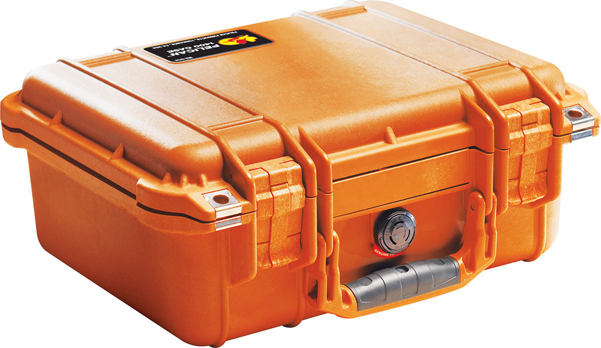 Peli 1400 Cases Case Acc. With Foam 1400-000-150E - eet01