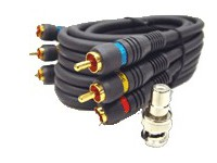 1488 Digiality 3xRCA HQ Cable 1.5m bl.pack.  - eet01