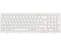 Sony Keyboard (FRENCH) White 148969351 - eet01