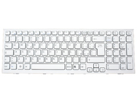 Sony Keyboard (ITALIAN) White 148971441 - eet01