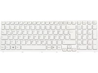 Sony Keyboard (GERMAN) White 149028921 - eet01