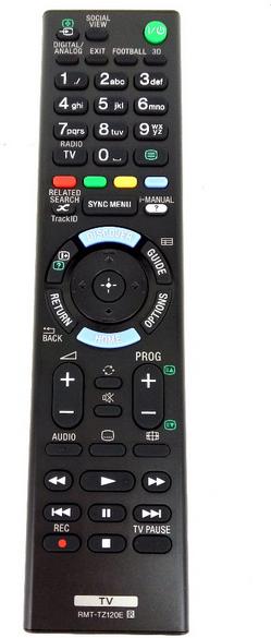 Sony Remote Commander (RMT-TZ120E)  149317611 - eet01