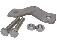 1590 Maximum Repair kit for house end mount Galvanized - eet01