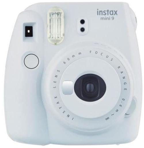 Fujifilm Instax mini 9 Smoke White 16550679 - eet01