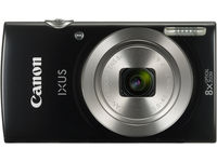 Canon CAMERA IXUS 185, BLACK  1803C001 - eet01