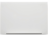 Nobo Diamond Glass White Magnetic  Board 1883x1059mm 1905178 - eet01
