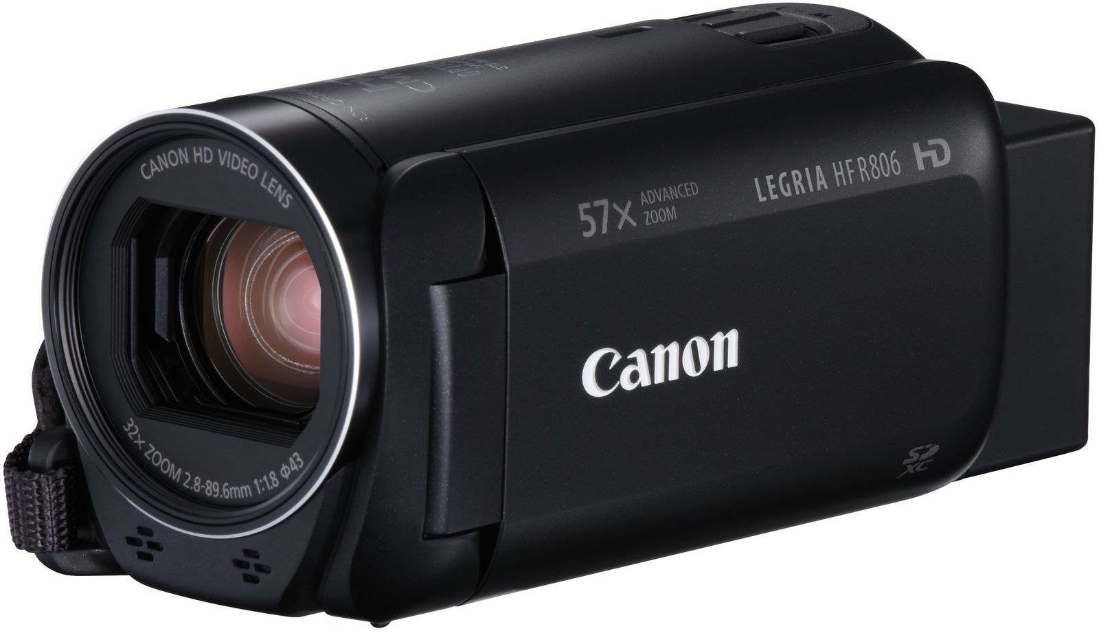 Canon VIDEO LEGRIA HF-R806BLACK  1960C012 - eet01