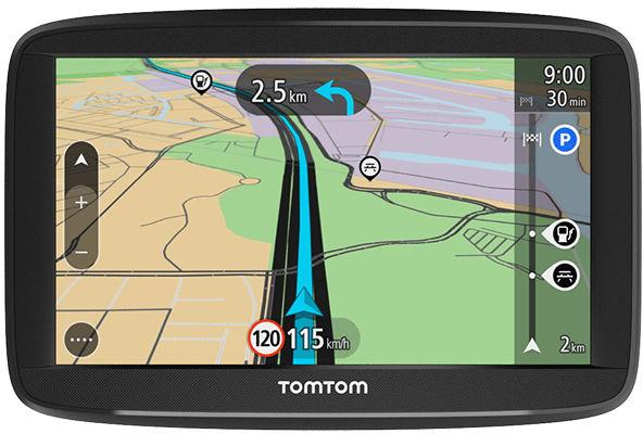 TomTom Start 62 Europe  1AA6.002.01 - eet01