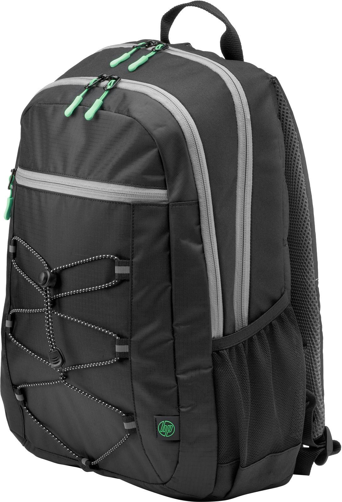 HP 15.6 Active Black Backpack **New Retail** 1LU22AA - eet01