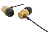 210104 Grape I100 Bamboo In Ear Headphones  - eet01