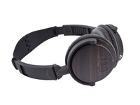 210311 Grape O310 Ebony On Ear Headphones With microphone - eet01