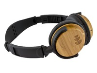 210314 Grape O310 Bamboo On Ear Headphones With microphone - eet01