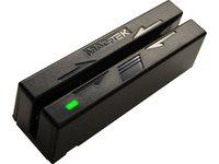MagTek SureSwipe Card Reader, USB Black, Keyboard Emulation, 21040145 - eet01
