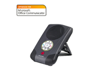 Polycom CX100 Speakerphone/Grey W/Carrying case & 2200-44240-001 - eet01