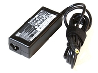 HP AC Adapter 65W Slim Ext Requires Power Cord 239704-001 - eet01