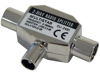 26302 Maximum Scan Radio splitter IEC.  - eet01
