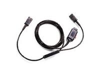 Plantronics Y-Cable  27019-01 - eet01