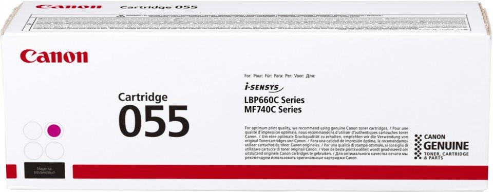 Canon Cartridge 055 M  3014C002 - eet01
