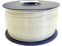 32010 Digiality Coax cable N35 0.8/3.5/5.0mm White, 200m - eet01